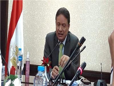 الكاتب الصحفي كرم جبر رئيس المجلس الأعلى