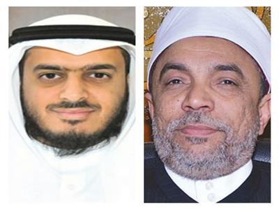 جابر طايع يهنىء المطيري بتعيينه وكيل مساعد بالأوقاف الكويتية