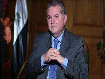 هشام توفيق وزير قطاع الاعمال