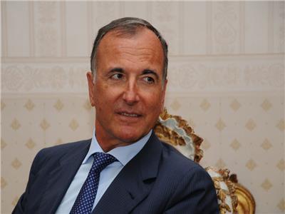 وزير الخارجية الإيطالي السابق فرانكو فراتيني