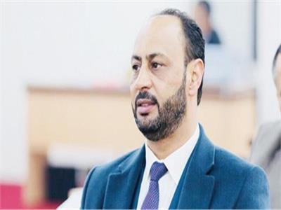 النائب إدريس المغربى عضو مجلس النواب الليبى