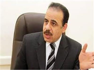 الكاتب الصحفي عبد العزيز النحاس، نائب رئيس حزب الوفد