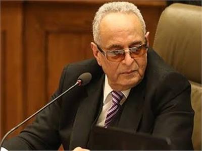 المستشار بها أبو شقة، رئيس حزب الوفد