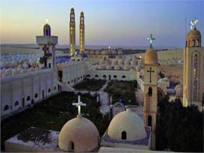 """كنيسة دير """"ابو فانا"""""""