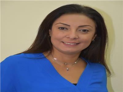 الدكتورة سعاد شوقي رئيس المركز القومي للسينما