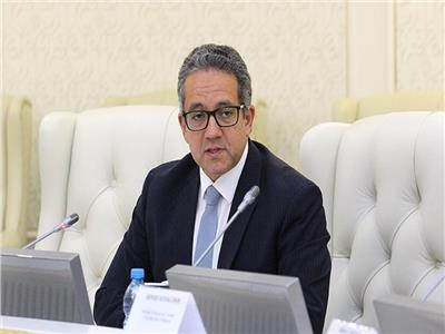 الدكتور خالد العناني وزير السياحة والاثار