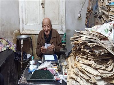محمد مشالي.. «طبيب البريزة» من غلابة الأرض لبساطة القبر