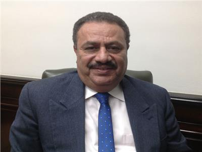 رضا عبدالقادر رئيس مصلحة الضرائب