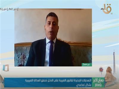 رجب محروس، مدير عام البحوث الضريبية