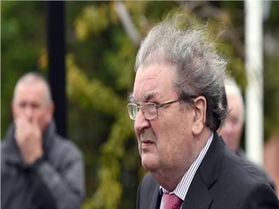 جون هيوم مهندس اتفاق الجمعة العظيمة للسلام في آيرلندا الشمالية