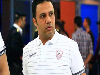 حمادة أنور عضو مجلس إدارة نادي الزمالك