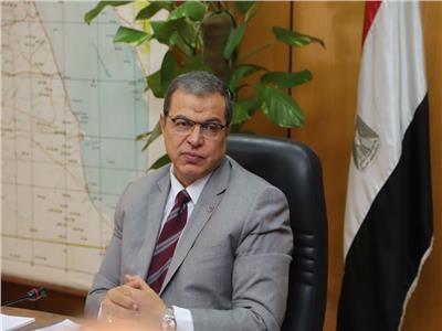 وزير القوى العاملة محمد سعفان