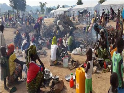 مخيم للاجئين بالكاميرون