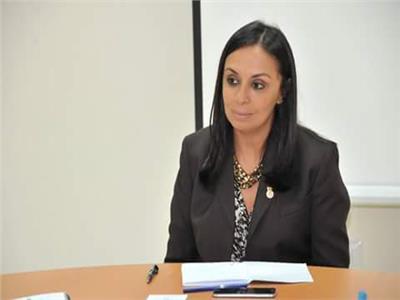 الدكتورة مايا مرسى رئيسة المجلس