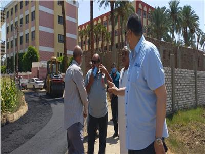 محمد عبد الفتاح عثمان سكرتير عام محافظة الأقصر