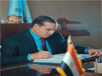 الدكتور محمود أبو العز مدير مركز الخدمات الالكترونية والمعرفية بالجامعة