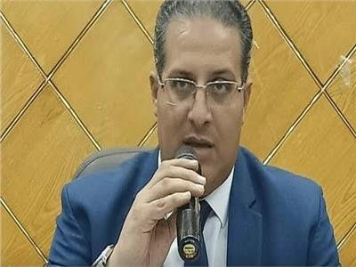 ماجد طلعت أمين التدريب والتثقيف السياسي بحزب الحرية المصري