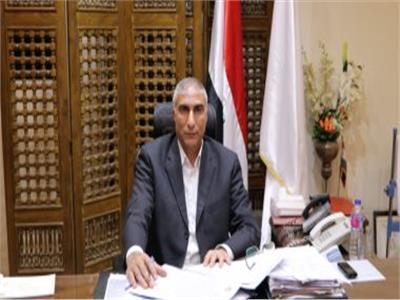 المهندس أمين غنيم رئيس جهاز تنمية مدينة القاهرة الجديدة