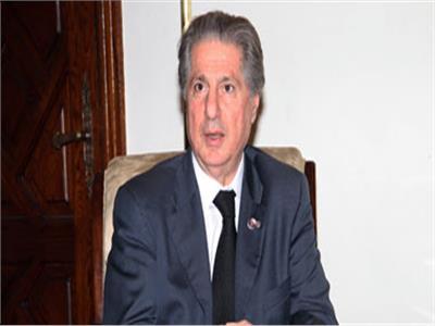 رئيس لبنان الأسبق، أمين جميل