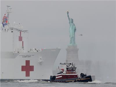 الصورة من رويترز