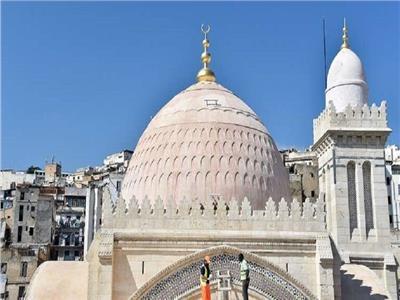 مسجد في العاصمة الجزائر