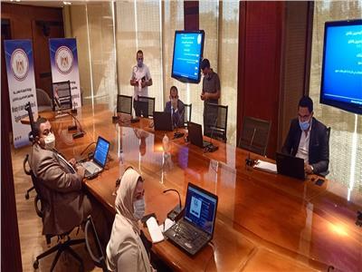 غرفة وزارة الهجرة