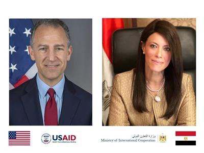 الدكتورة رانيا النشاط وزيرة التعاون الدولي