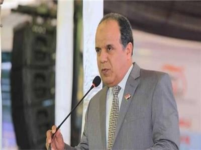 الدكتور محمد عطية الفيومى، رئيس المجلس الرئاسى لحزب الحرية المصري