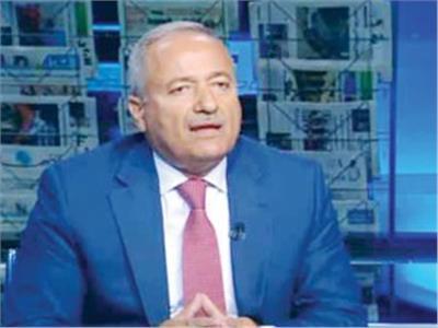 العميد الركن خالد حمادة مدير المنتدى الإقليمي للاستشارات
