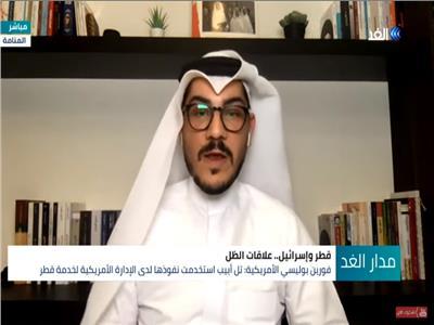 أمجد طه الرئيس الإقليمي لمركز دراسات وبحوث الشرق الأوسط