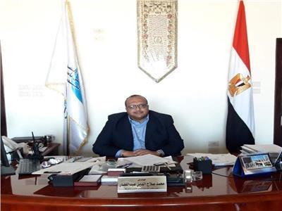 المهندس محمد صلاح رئيس مجلس إدارة الشركة بأسيوط