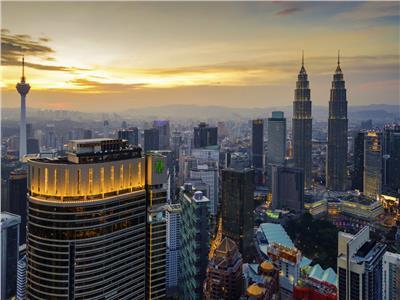 العاصمة الماليزية كوالالمبور