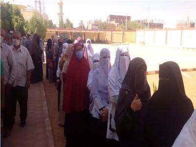 المرأة المصرية تشارك في انتخابات مجلس الشيوخ 2020 بجميع محافظات الجمهورية