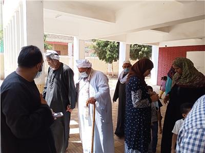 «عمليات الوفد»: فرق شبابية لتقديم مساعدات للناخبين