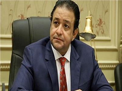 النائب علاء عابد عضو مجلس النواب
