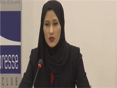أسماء أريان زوجة حفيد طلال بن عبد العزيز آل ثان مؤسس قطر