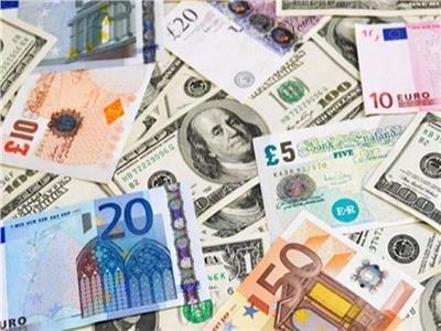 ارتفاع أسعار العملات الأجنبية أمام الجنيه المصري في البنوك اليوم 13 أغسطس