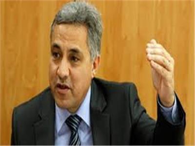 النائب احمد السجيني رئيس لجنة الادارة المحلية