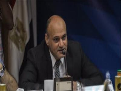 خالد ميرى رئيس لجنة القيد بنقابة الصحفيين