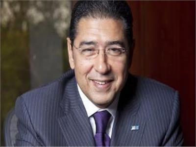 رئيس البنك التجاري الدولي هشام عز العرب