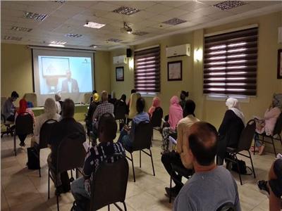مكتب خدمة اللاجئين بالكنيسة الأسقفية بمصر