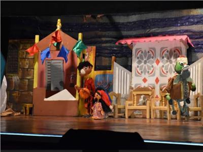 مسرح القاهرة العرائس بالبيت الفني للمسرح