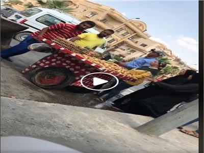 """فيديو """"عربة التين"""":"""