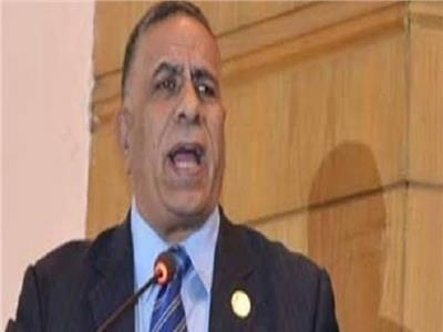 محمد وهب الله الأمين العام لاتحاد عمال مصر