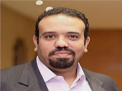يوسف إدوار مدير مكتب الإعلام بالهيئة القبطية الإنجيلية