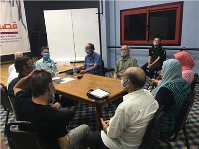 ثقافة الإسكندرية تناقش الرواية والسينما المصرية