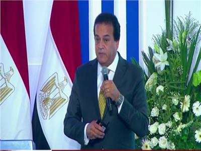 وزير التعليم العالى، الدكتور خالد عبد الغفار