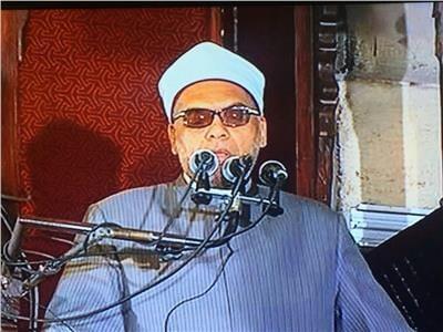 الدكتور عبدالفتاح العواري عميد كلية أصول الدين بجامعة الأزهر بالقاهرة