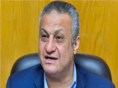 الدكتور حاتم أبو القاسم عميد المعهد القومي للأورام