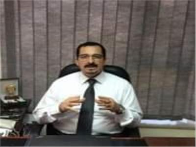 السيد محمد بسيوني رئيس لجنه التعاون الدولي بجمعية مستثمري العاشر